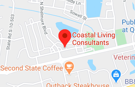 Coastal Living Consultants on Google Maps